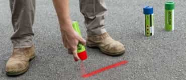 AVT Paints SPOT ON Line Marker Aerosol Paint